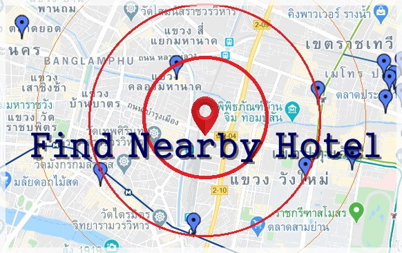 Find a hotel near you From our search system