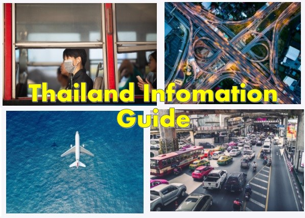 thailand infomation guide