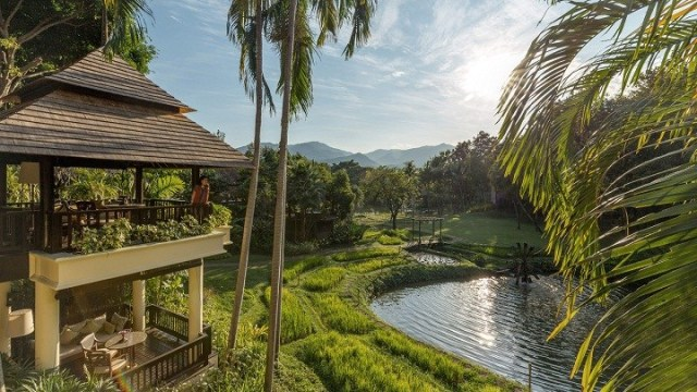 "Celebrate ""December Together"" At Four Seasons Resort Chiang Mai"