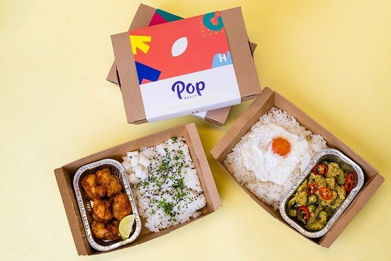 """Dahmakan launches online restaurant """"POP MEALS""""  to satisfy urban lifestyle tastes with chart-topping quality food menus  at great value for money"""