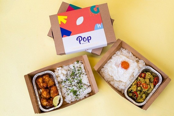 "Dahmakan launches online restaurant ""POP MEALS""  to satisfy urban lifestyle tastes with chart-topping quality food menus  at great value for money"