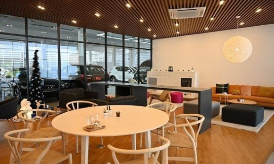 Volvo Car Thailand continues to accelerate its growth with the opening of  3 New Retailers in Bangkok and the perimeter.