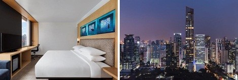 Aloft Bangkok Sukhumvit 11 Offers Guaranteed Connecting Rooms Allowing Families to Quarantine in Bangkok With More Space and Exclusive Member's Special Rates