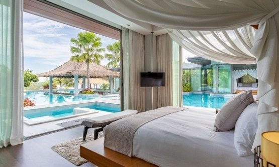 The Resort Villa Rayong Clinches 2020 World Luxury Hotel Awards  For Third Consecutive Year