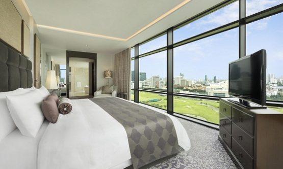 The St. Regis Bangkok Named Five-Star Hotel In Forbes Travel Guide's 2021 Star Awards