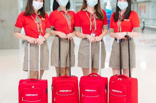 Thai Vietjet joins IATA Travel Pass Trial, Reopening International Travel