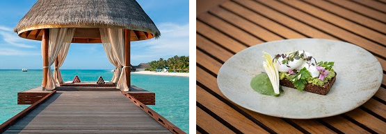Renewed Wellness Focus with Introduction of Nutritionist  at Anantara Dhigu & Anantara Veli Maldives Resorts