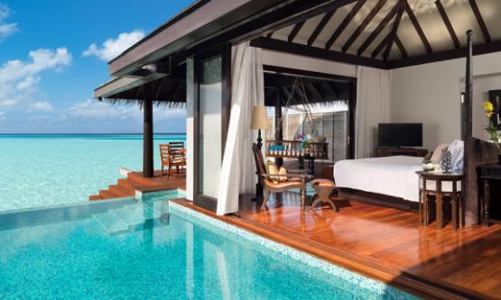 Escape to the 'Best of Maldives' at Anantara Kihavah Villas