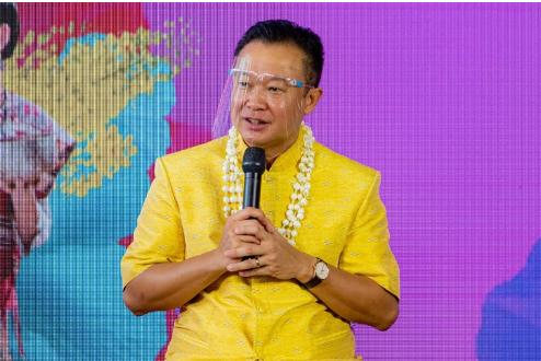 TAT celebrates Songkran Festival 2021 in new normal