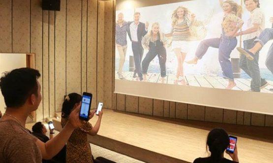 'Community Karaoke': Alma Resort Launches 'Singalong Cinema'